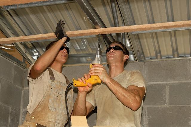 Sanierungsarbeiten und Modernisierung durch den Vermieter