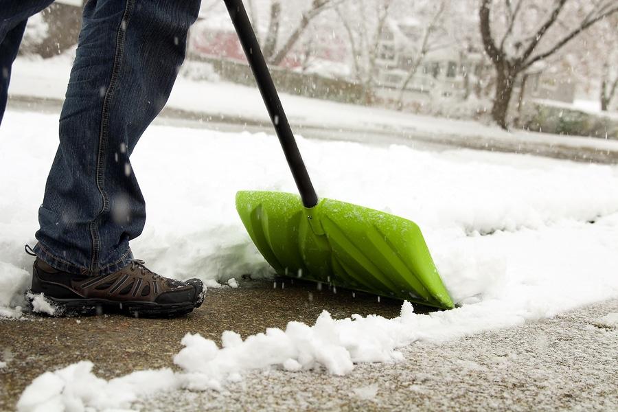 Übertragung der Schneeräumpflicht an den Mieter