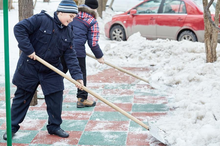 Schneeräumpflicht gehört zur Verkehrssicherungspflicht für Hauseigentümer