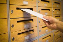 Betriebskostenabrechnung Einwurf in Briefkasten Silvester bis 18 Uhr