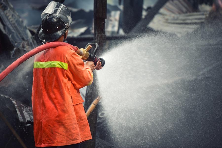 Mietminderungsrecht bei fahrlässig verursachtem Wohnungsbrand
