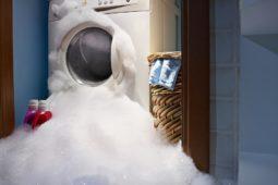 Mieterpflicht - Beaufsichtigung von Wasch- und Spülmaschinen in der Mietwohnung