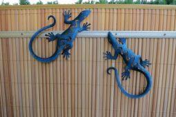 Errichtung von Sichtschutzelementen an den Außengrenzen eines Gartens - Beseitigungsanspruch