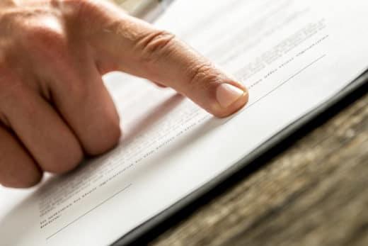 Mietvertragskündigung – Unwirksamkeit wenn sie unverständlich ist