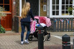 Verbot von Kinderwagen im Hauseingangsbereich – Ansprüche des Mieters