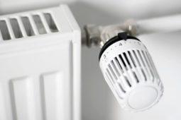 Wärmeabgabe einer Einrohrheizung trotz Thermostateinstellung auf Null
