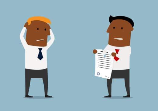 Mietvertragskündigung durch Vertreter im Auftrag - Zulässigkeit