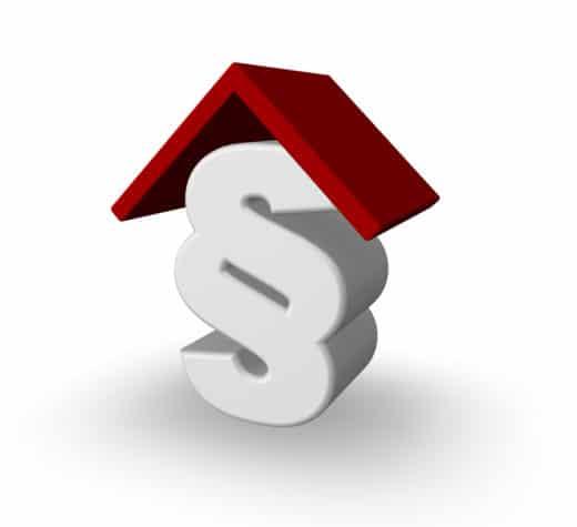 Klage auf Zahlung der Mietsicherheit durch Vermieter - Prozesszinsen