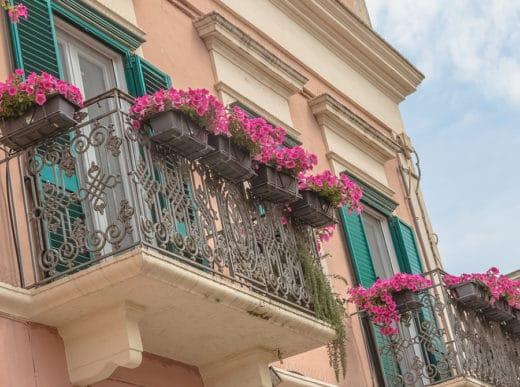 Balkonnachrüstung - Duldungspflicht des Mieters bei vorhandenem Balkon