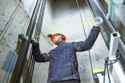 Modernisierungsmieterhöhung bei Fahrstuhleinbau