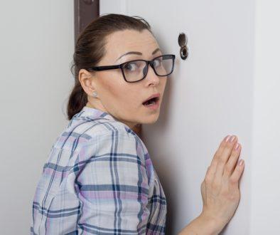 Zutrittrecht Vermieter in Wohnung
