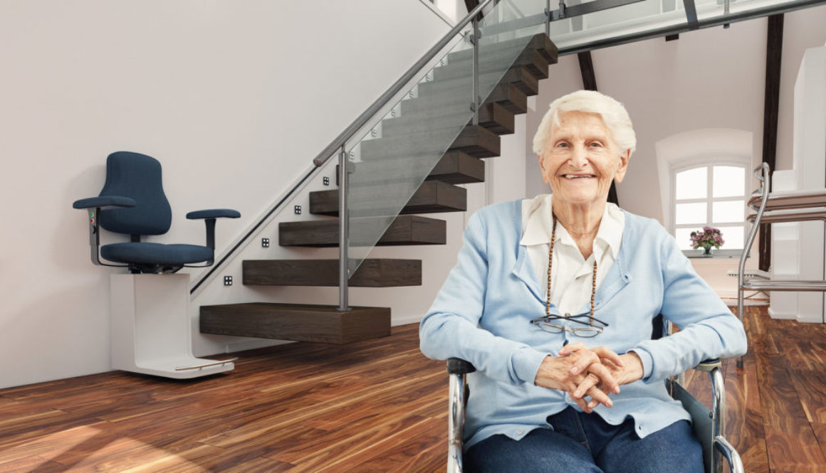 Einbau Treppenlift - Mietrecht