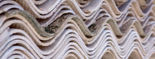 Asbestplatten Mietminderung