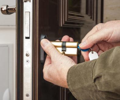 Schlüsselverlust - notwendiger Austausch der Schließanlage