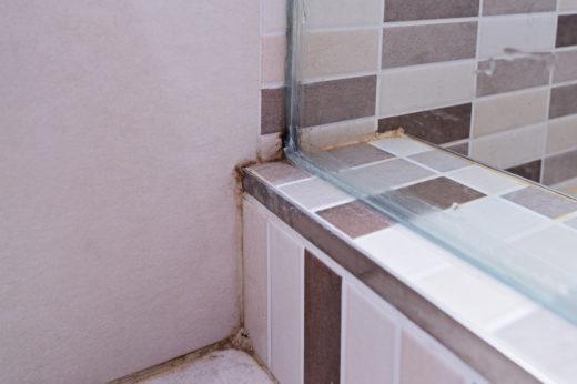 Feuchtigkeitsschaden in Küche der Mietwohnung - Mietminderung