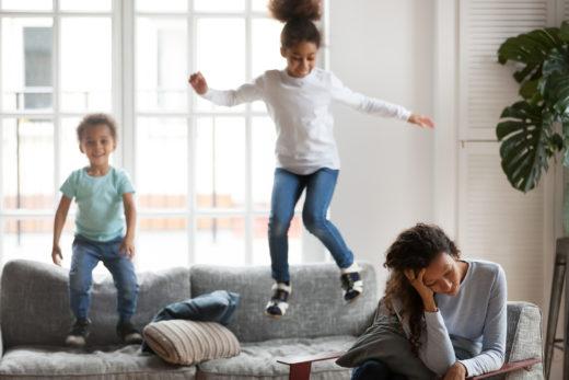 Kinderlärm als Mietmangel - intensive Geräuschbeeinträchtigungen