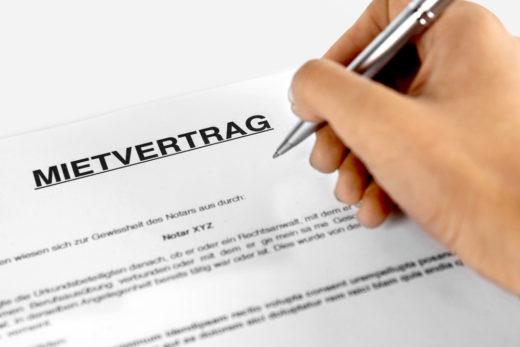 Mietvertrag - Unwirksamkeit einer Befristungsvereinbarung
