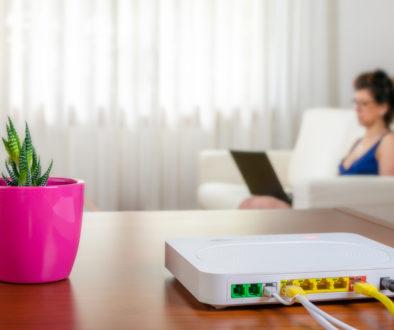Mieterhöhung - Beurteilung des Wohnwertmerkmals Breitbandkabelanschluss