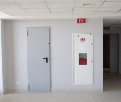 WEG - Errichtung eines Feuerschutzraums in einer Tiefgarage