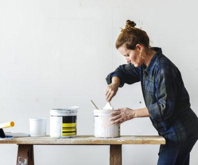 Schönheitsreparaturklausel - Malerarbeiten mit ölhaltigen Farben (Alkydharzfarben)