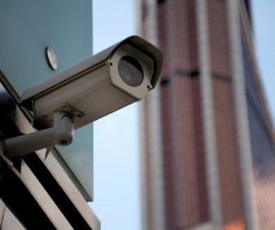 Kamera-Attrappen sind im Hauseingangsbereich erlaubt!