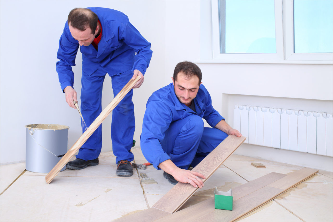 BGH beschliesst Mindestmass beim Trittschall in Mietwohnungen