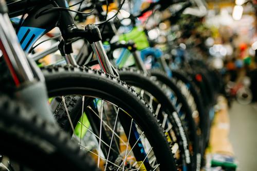 Gebrauchsregelung bei Wohnungseigentum - Duldung des Abstellens von Fahrrädern