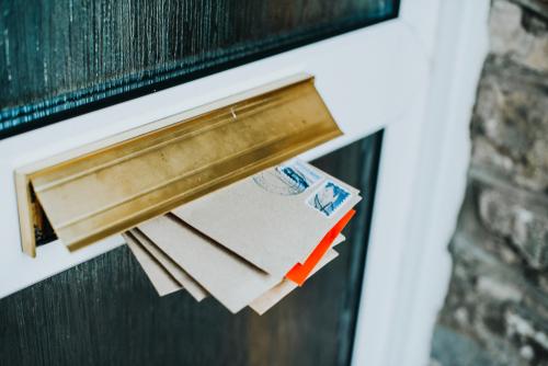 Zugang Betriebskostenabrechnung bei Briefkasteneinwurf am Silvesternachmittag
