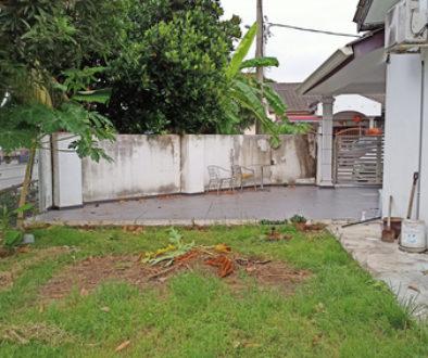 Mietminderung wegen Mauerwerksfeuchtigkeit und ungepflegter Rasenflächen