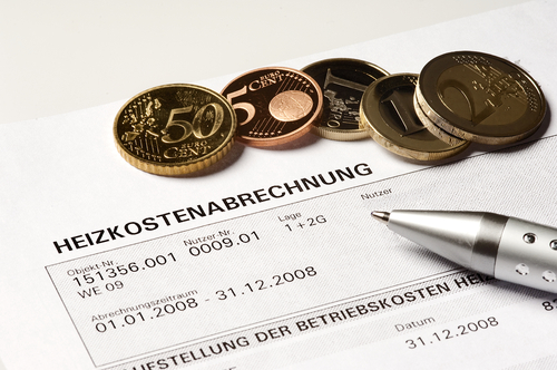 Heizkostenabrechnung - Heizkostenschätzung bei fehlendem Erfassungsgerät im Bad