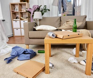 Wirksamkeit Mietvertragskündigung wegen Nichtnutzung und Vermüllung Wohnung