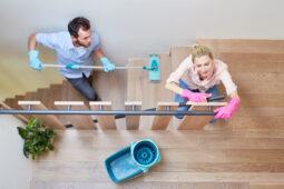 Betriebskosten - Kosten der Reinigung des Treppenhauses