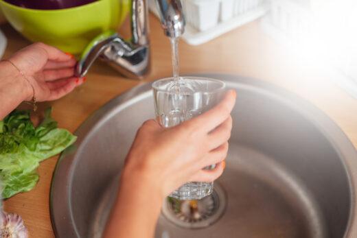 Mietminderung wegen zu niedrigem Wasserdrucks in Küche