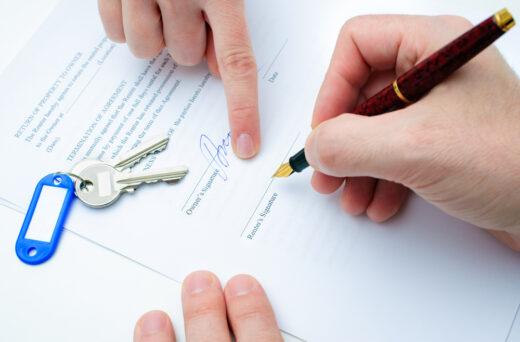 Mietaufhebungsvereinbarung - Anforderungen an das Zustandekommen
