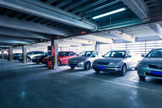 WEG - Einzahlung Instandhaltungsrücklagen für Parkhaus